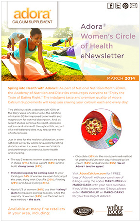 Circle of Health Newsletter